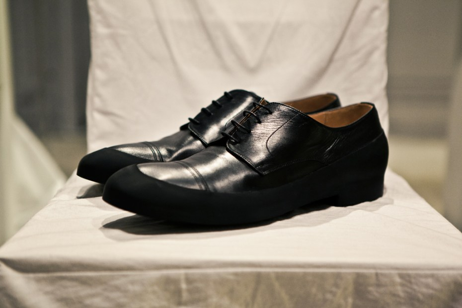 Image of Maison Martin Margiela Hybrid Oxford