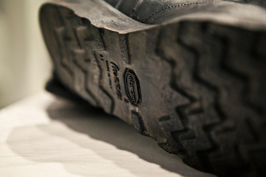 Image of Maison Martin Margiela Zipped Ankle Boots