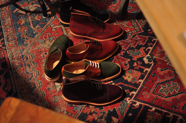 Image of Tres Bien: A Visit to the Mark McNairy Showroom