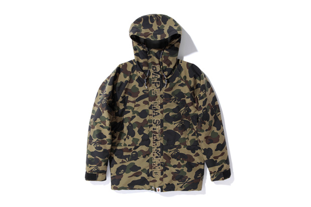 Image of MASTERMIND x BAPE GORE-TEX SNOWBOARD JACKETS