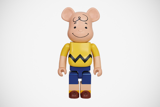 Image of Medicom Toy Bearbrick 1000% Charlie Brown