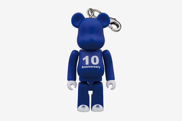 Image of Medicom Toy Bearbrick x Head Porter 10th Anniversary Collection