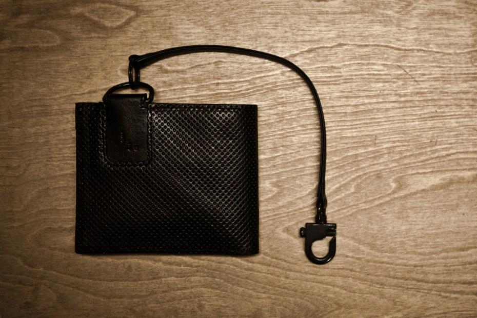 Image of N.HOOLYWOOD 2011 Fall/Winter Leather Wallet