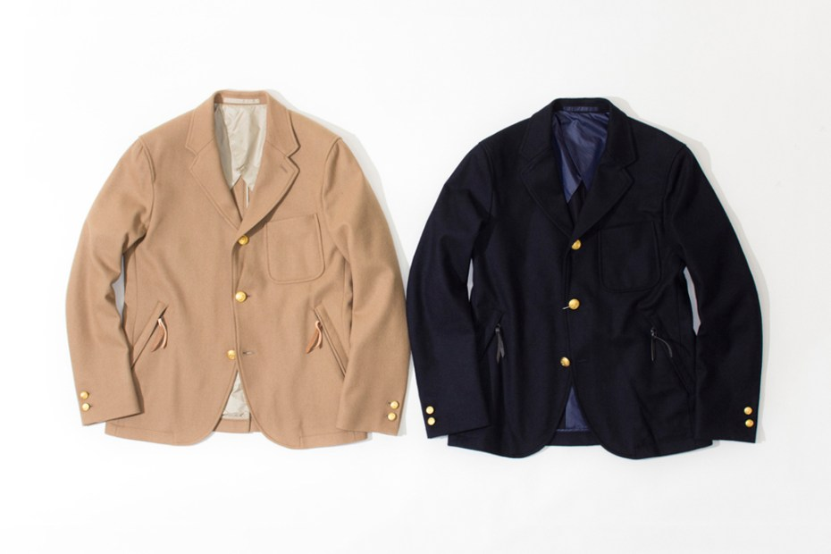 Image of nanamica Blazer Jacket