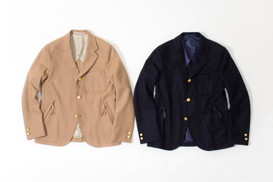 Image of nanamica Blazer Jacket