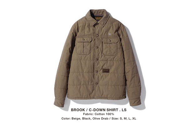 """Image of NEIGHBORHOOD 2011.2nd Fall/Winter """"GIMME SHELTER"""" Collection October Releases"""