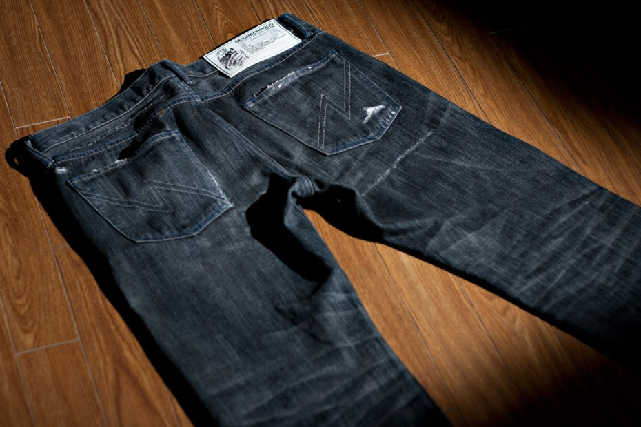 Image of NEIGHBORHOOD 2011 Fall/Winter Beaded Savage Denim