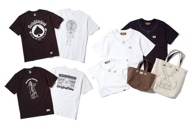 Image of NEIGHBORHOOD Shibuya Store Opening Items