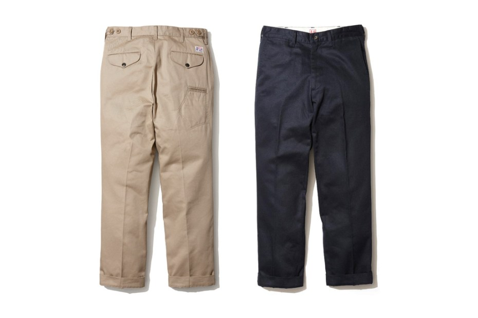Image of NEXUSVII 2011 Fall/Winter MIL-TWILL & CORNER Pants
