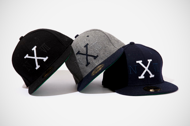 Image of NEXUSVII x New Era 59FIFTY Fitted Caps