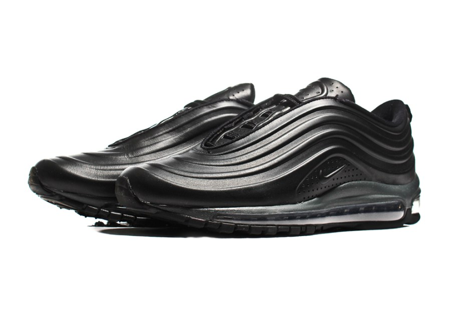 Image of Nike Air Max 97 VT Black/Black