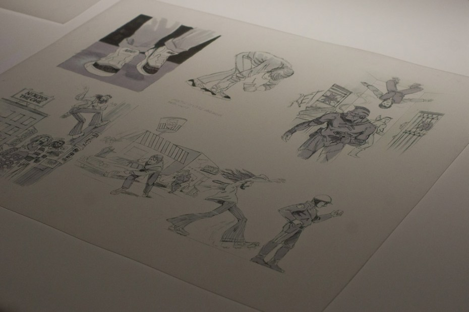 Image of Nike MAG Sketches with Tinker Hatfield and Mark Parker