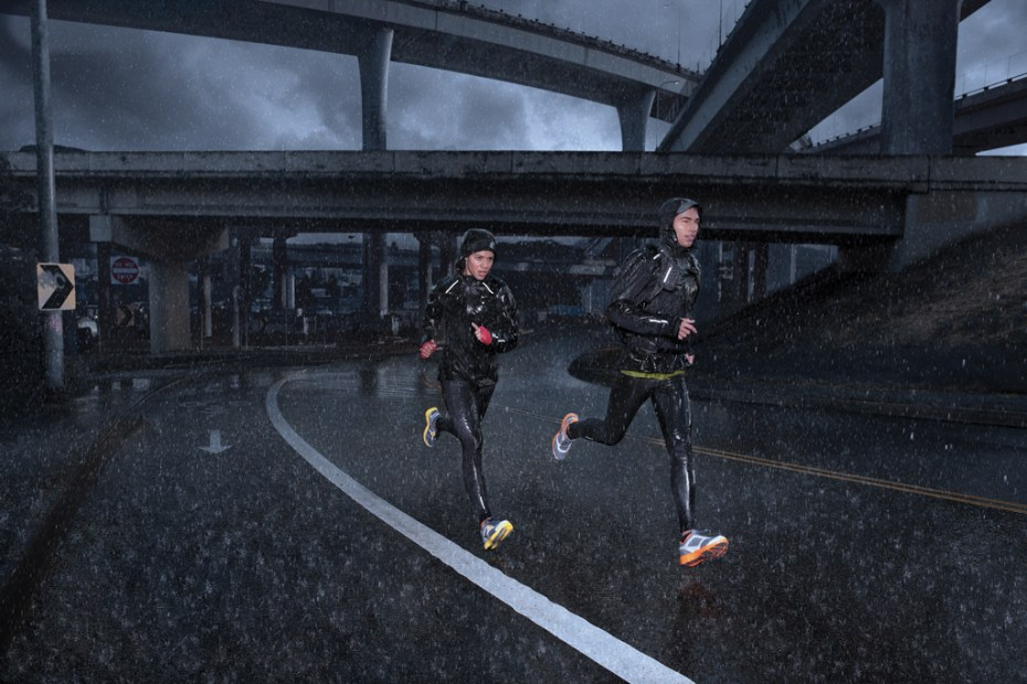 Image of Nike Running 2011 Holiday &quot;Rain&quot; Collection