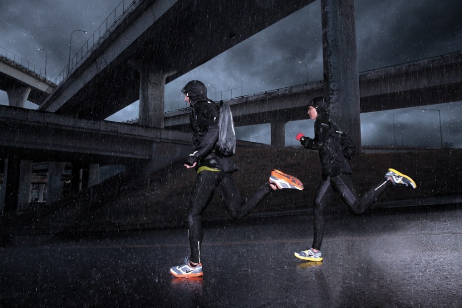 "Image of Nike Running 2011 Holiday ""Rain"" Collection"
