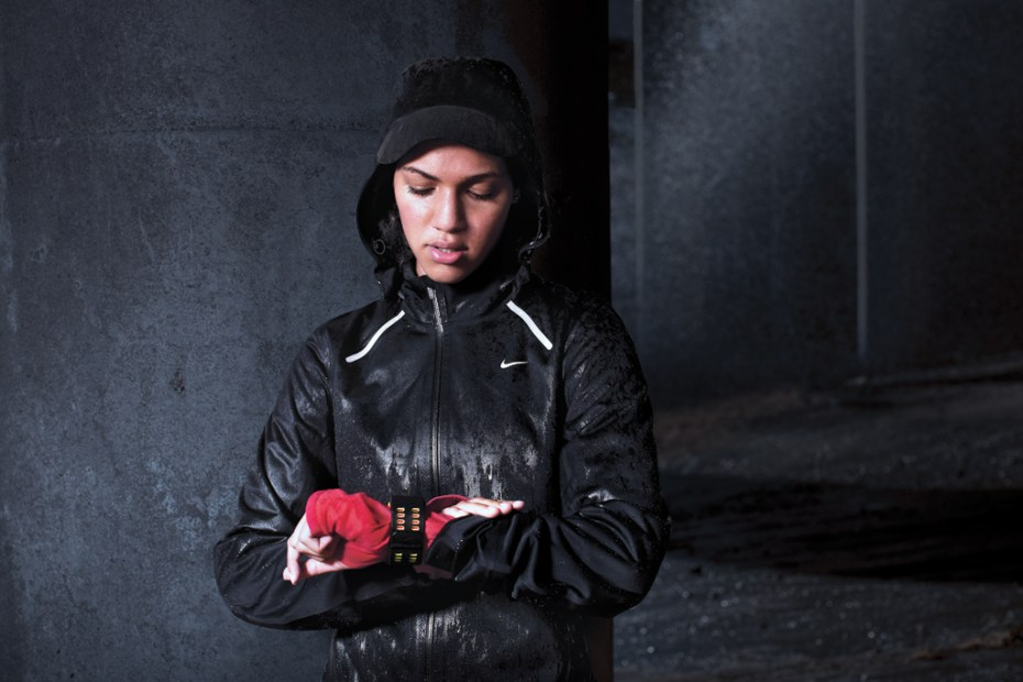 """Image of Nike Running 2011 Holiday """"Rain"""" Collection"""