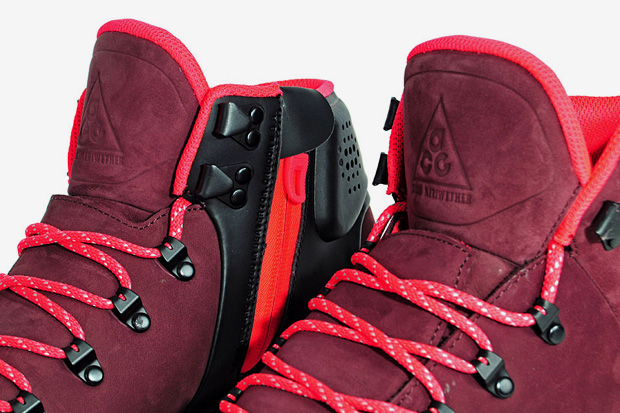 Image of Nike Sportswear Zoom Meriwether ACG Deep Burgundy/Black