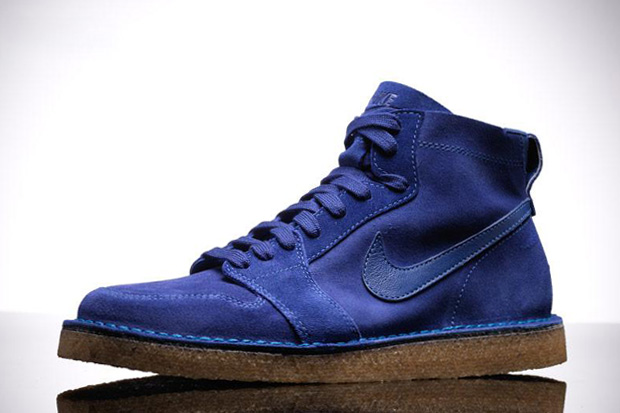 Image of Nike Sportswear Royal Mid SO Crepe Pack