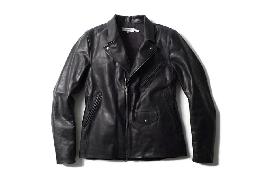 Image of nonnative Kip Leather Rider Jacket