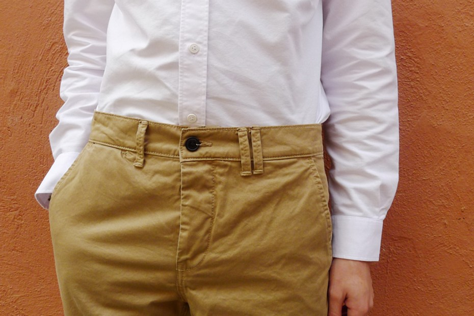 Image of Norse Projects Aros Heavy Chino