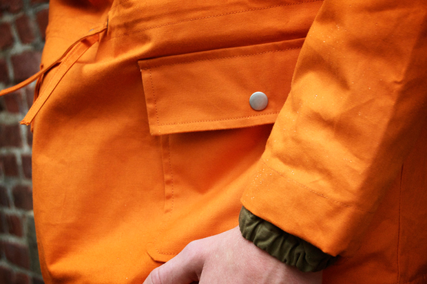 Image of Oi Polloi x Norse Projects Kaare Smock Jacket