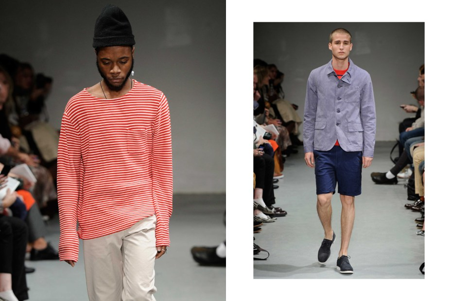 Image of Oliver Spencer 2012 Spring/Summer Collection