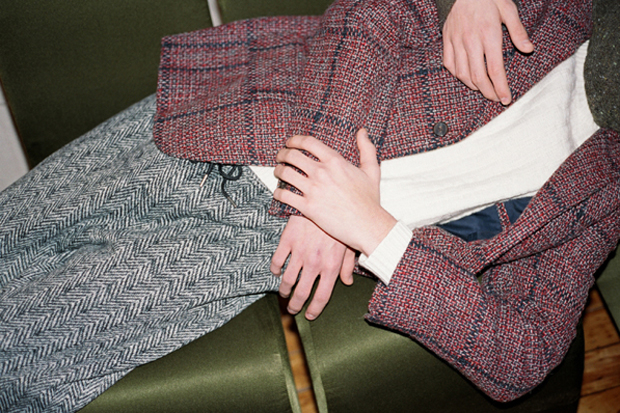 Image of Opening Ceremony 2011 Fall/Winter Collection Lookbook by Gia Coppola