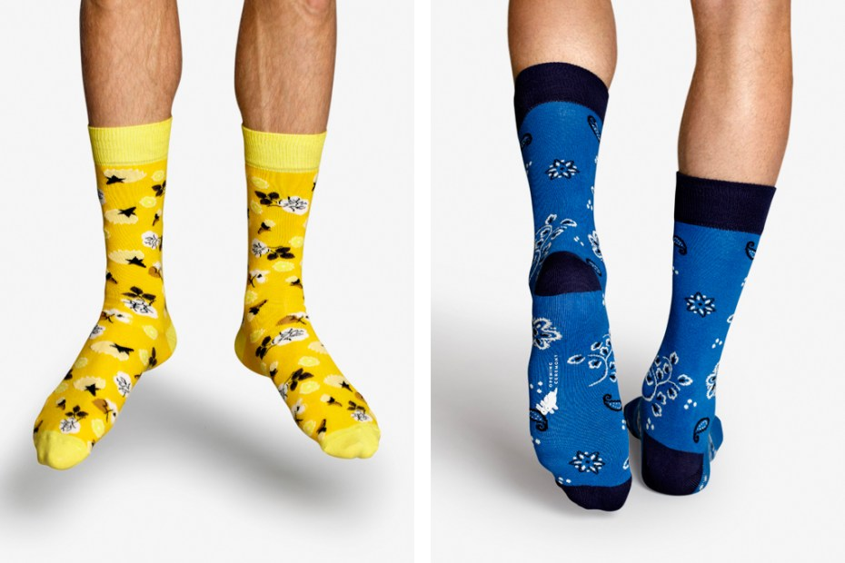 Image of Happy Socks by Opening Ceremony Capsule Collection