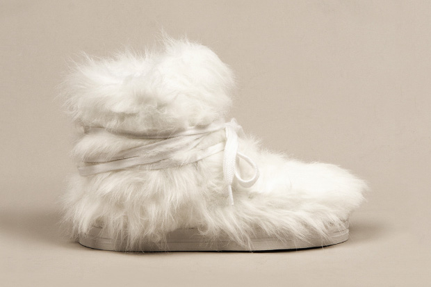 Image of Terence Koh x Opening Ceremony x Forfex Furry Moon Boot