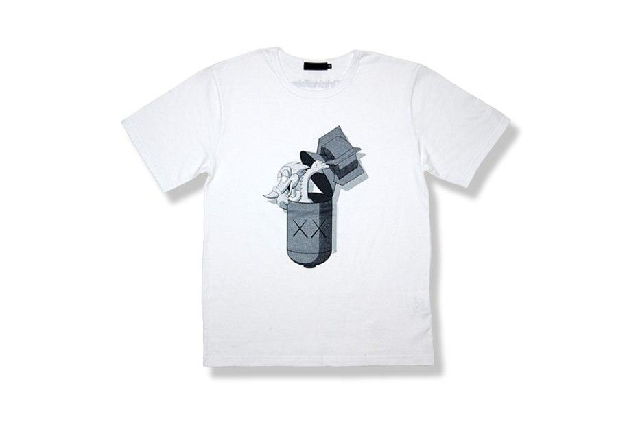 Image of OriginalFake KAWS Pecker Bomb T-Shirt Online Exclusive