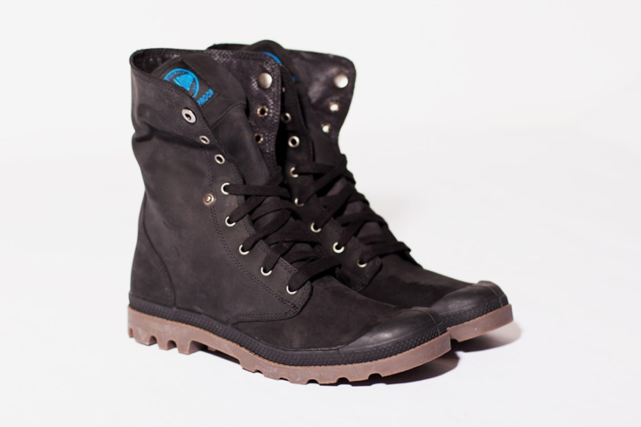 "Image of Palladium 2011 Fall/Winter ""Waterproof"" Collection"