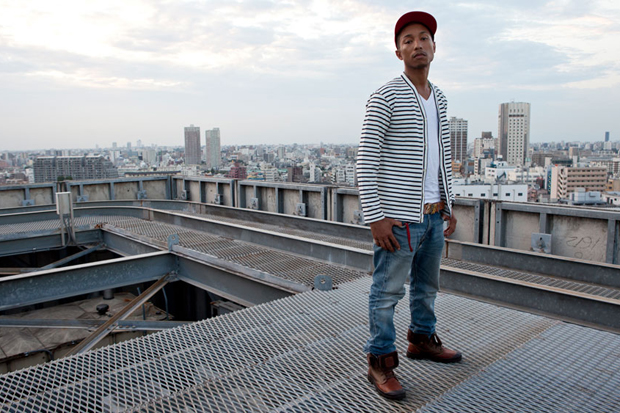 Image of Palladium presents Tokyo Rising with Pharrell Williams Launch