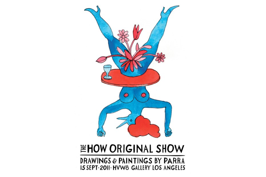 Image of Parra: The How Original Show @ HVW8 Art + Design Gallery