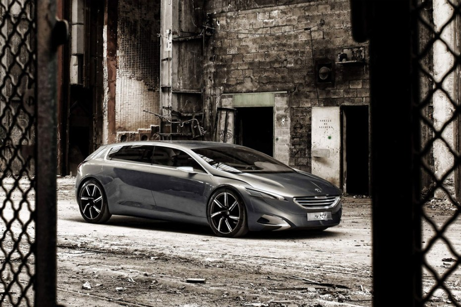 Image of Peugeot HX1 Concept