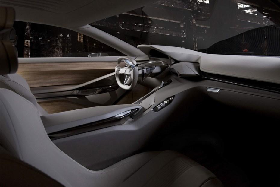 Image of Peugeot HX1 Concept