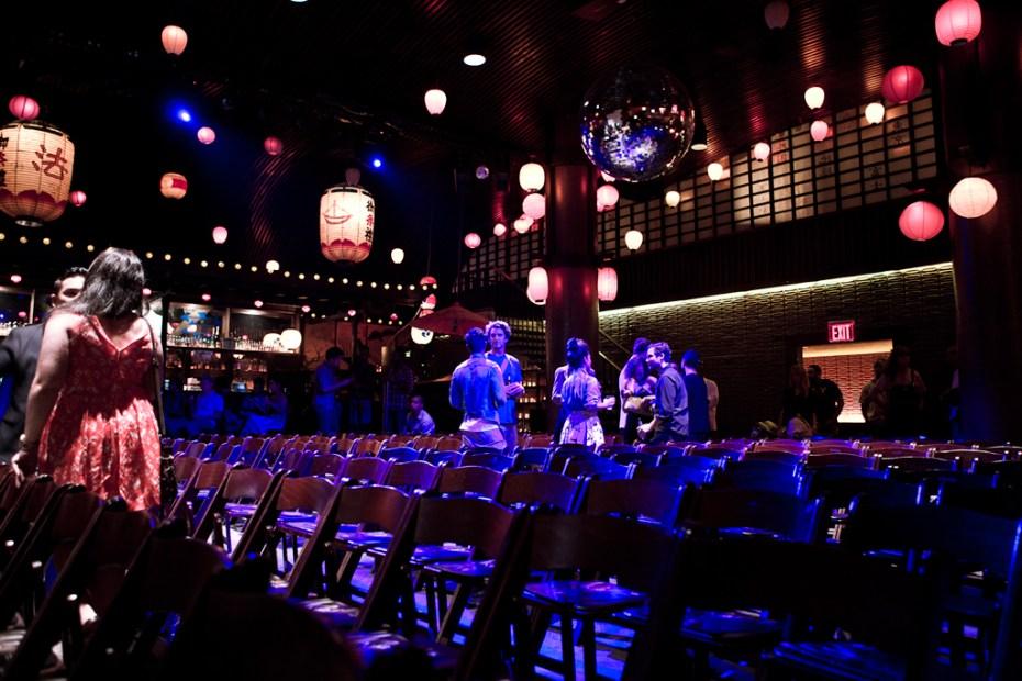 Image of Pharrell Williams for Palladium Boots: Tokyo Rising Premiere @ Hiro Ballroom Recap