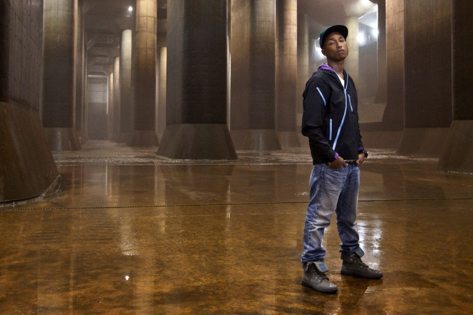 Image of Pharrell Williams for Palladium Boots: Tokyo Rising Video Series