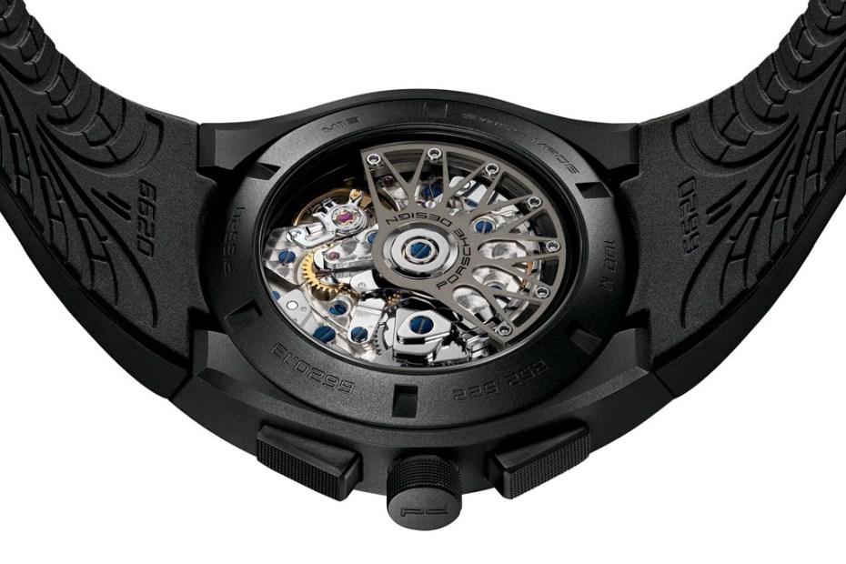 Image of Porsche Design P'6620 Dashboard Watch