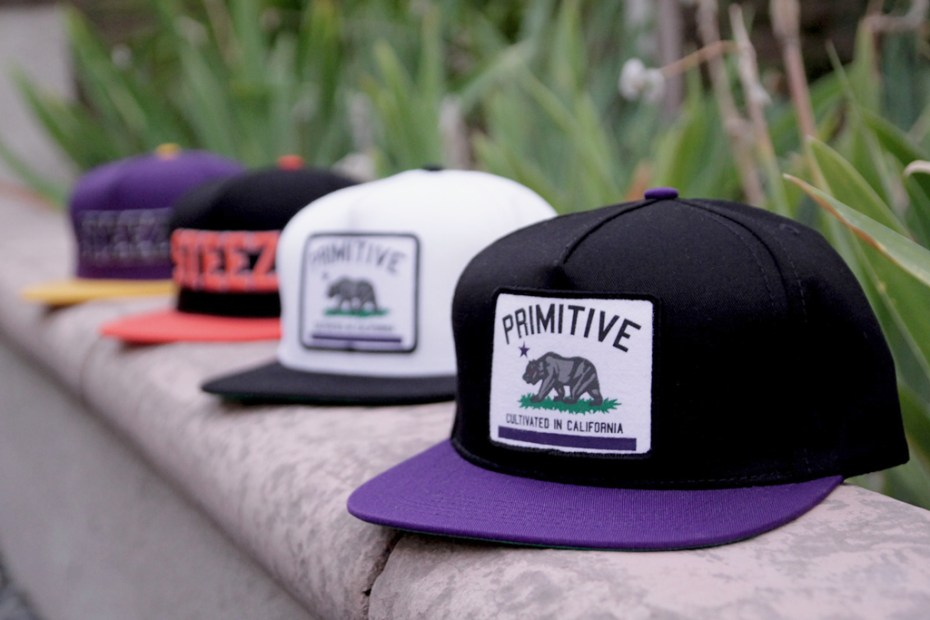 Image of Primitive 2011 Holiday Snapbacks