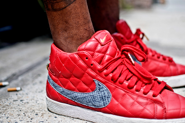 Image of Streetsnaps: Quilted