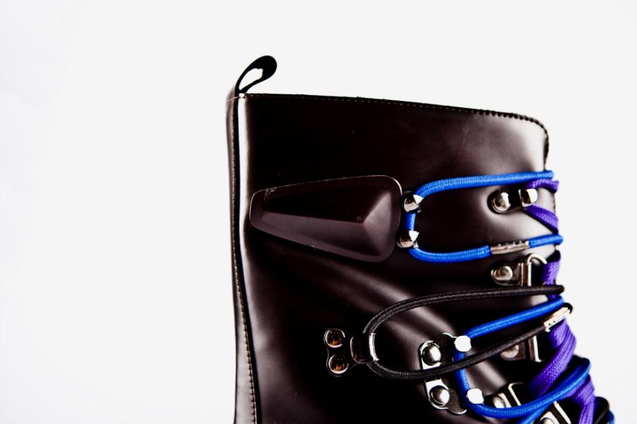 Image of Raf Simons Hiker Boots
