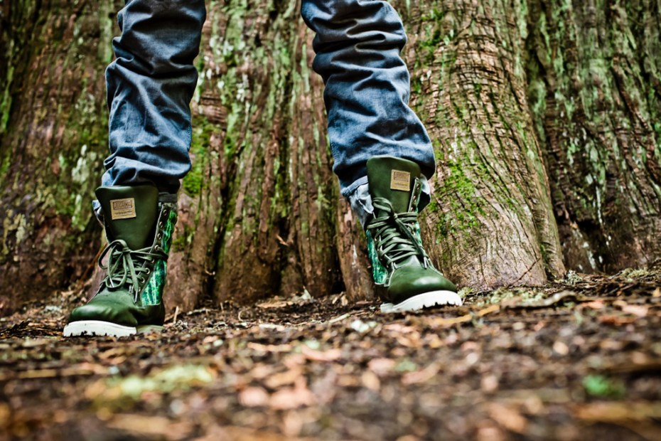 "Image of Ransom by adidas Originals 2011 Fall/Winter The Mesa ""Forest"""