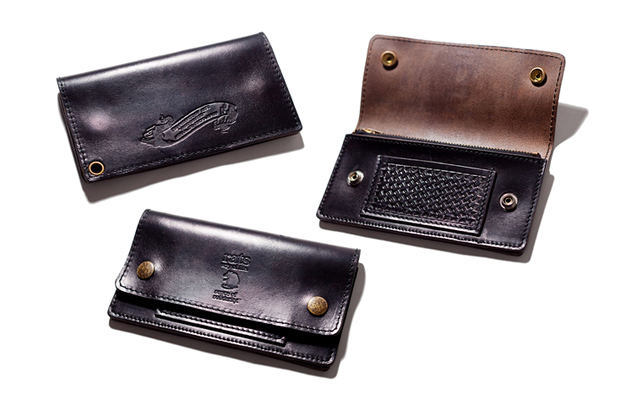 Image of RATS x GROK LEATHER Tracker Wallet