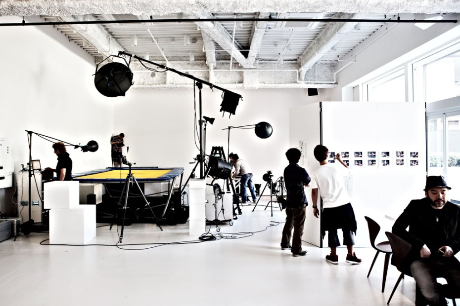 Image of Reebok Reethym of Lite Campaign - Behind-the-Scenes