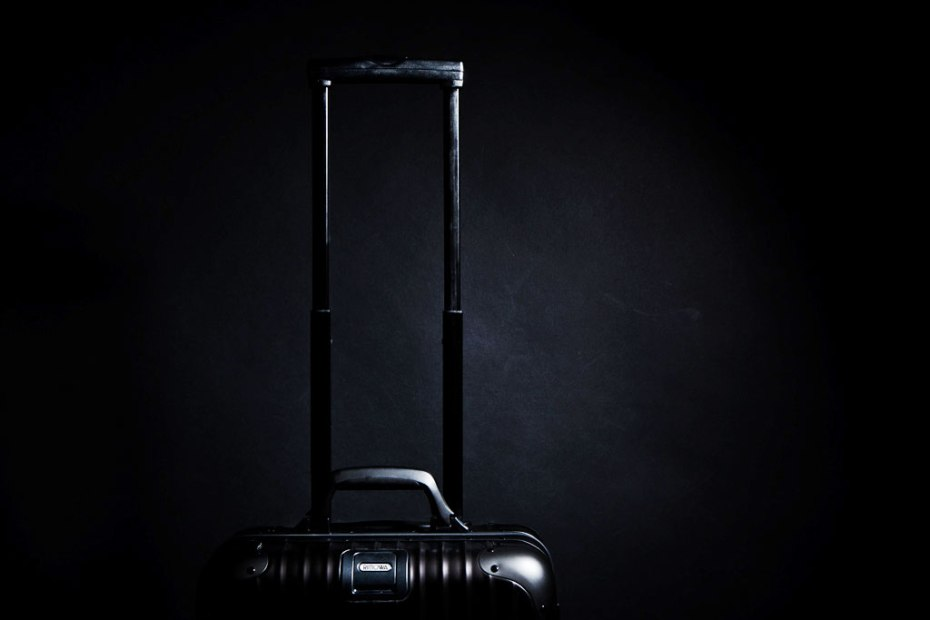 Image of RIMOWA TOPAS BLACK Luggage