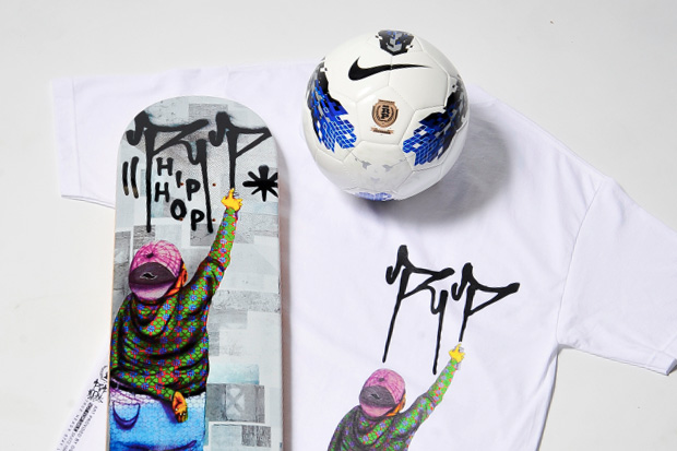 Image of Rodrigo Petersen x OGI x Os Gemeos Limited Edition Pack