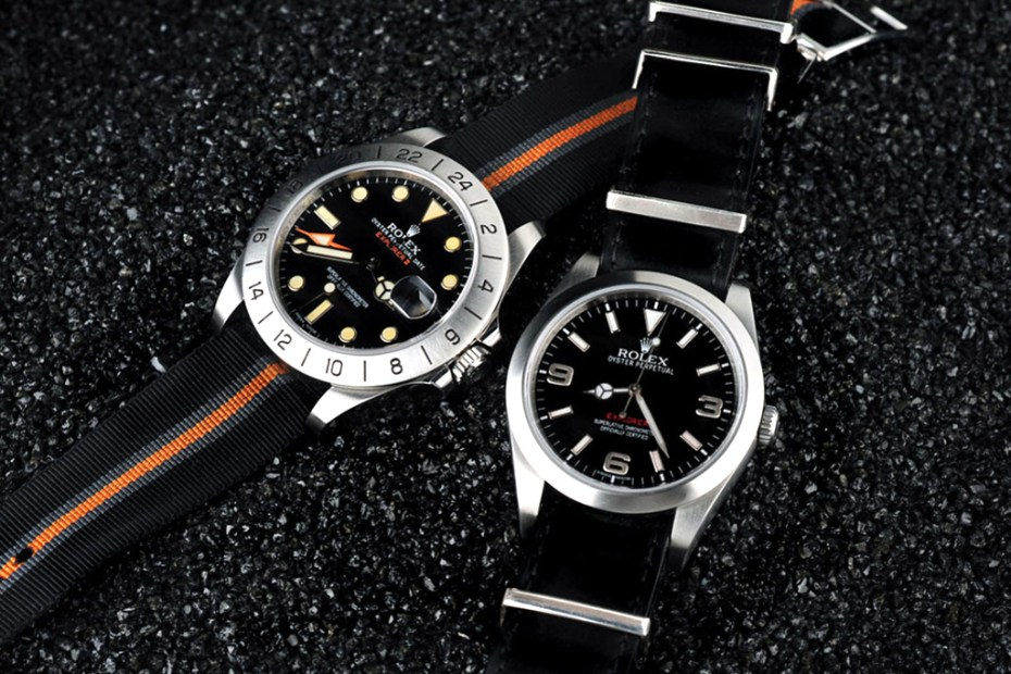 Image of Rolex HTE 39mm & 42mm Watches