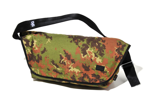 "Image of SAGLiFE 2011 Fall/Winter ""Italy Camo"" Collection"