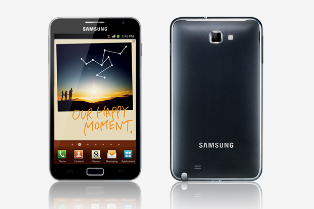 Image of Samsung Galaxy Note