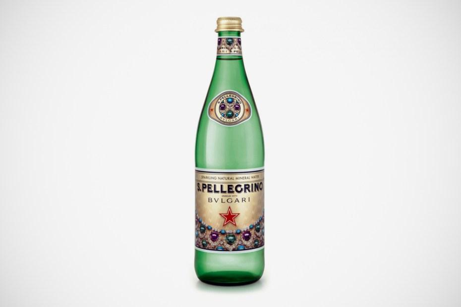 Image of BVLGARI x San Pellegrino Sparkling Mineral Water