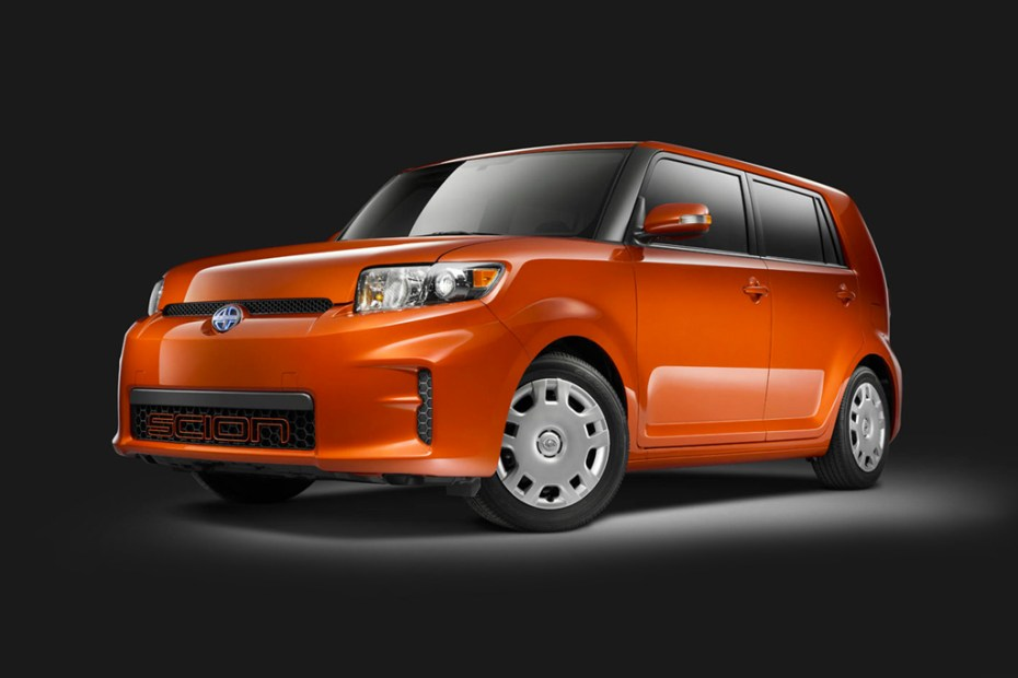 Image of Scion 2012 Release Series